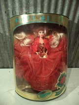 Happy Holidays Special Edition 1993 Barbie Doll - $20.57