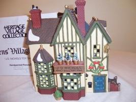 """Department 56 """"J.D. Nichols Toy Shop"""" retired - $29.69"""
