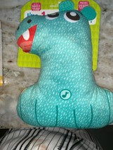 Hallmark I'm 1 year old Birthday Singing Musical Hippo Stuffed Plush Ani... - $15.84