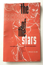The Secrets Of The Stars By The Brunswick Advisory Staff 1960 Rare Excel... - $19.79