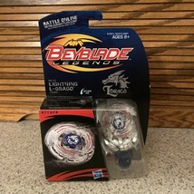 Beyblade Legends BB-43 Lightning L-Drago 100HF Attack New In Box - $39.59