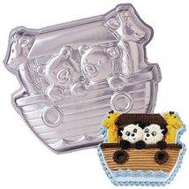 Wilton Noah's Ark Animals Boat Cake Pan (2105-2026, 1999) - €21,83 EUR