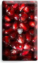 SWEET POMEGRANATE SEEDS PHONE TELEPHONE COVER PLATE KITCHEN DINING ROOM ... - $11.99
