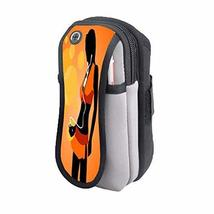 PANDA SUPERSTORE Cuff Sports Bag Jogging Package Arm Bag Running Arm Cell Phone