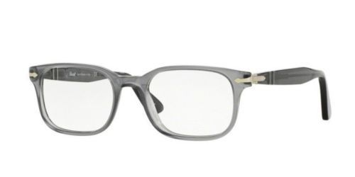 Authentic Persol Eyeglasses PO3118V 988 Gray Frames 53MM Rx-ABLE