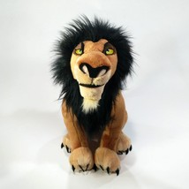 Disney The Lion King Scar Plush Stuffed Toy 34CM - $84.60
