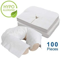 EARTHLITE Disposable Face Cradle Covers – Medical-Grade, Ultra Soft, Lux... - $18.49