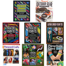 Instructional Books for Paracord and Other Cord Crafts - $10.50+