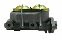 "Universal Master Cylinder 1-1/8"" Bore, Disc Disc Proportioning Valve Kit"