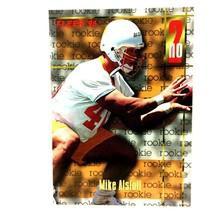 Mike Alstott 1996 Fleer Rookie Card #142 NFL Tampa Bay Buccaneers Purdue - $1.93