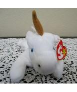 Ty Beanie Baby Mystic The Unicorn 4th Generation 3rd Tush W/ Sticker Bro... - $29.69