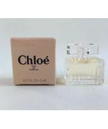 Chloe Eau De Parfum Mini Bottle Travel Size.  0.17 oz - $8.99