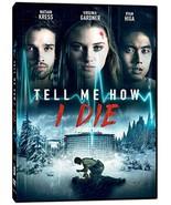 Tell Me How I Die DVD - $3.95