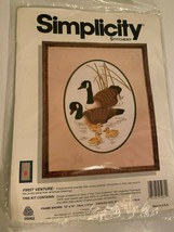 New Simplicity Stitchery First Venture 05062 American Greetings Design G... - $9.26