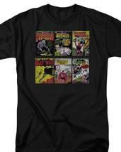 Batman DC Comic Book Covers Graphic T-shirt Retro Superhero BM1960 image 3