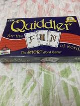 Quiddler Award Winning Short Word Card Game, NEW, Sealed - $14.92