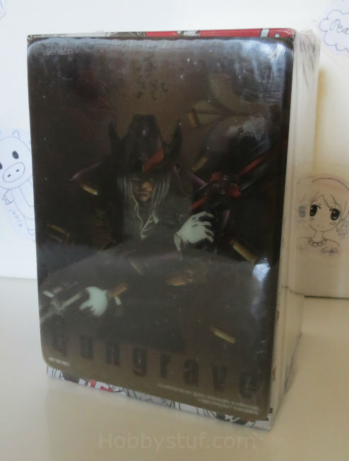Gungrave Complete Box Set DVD (Limited Edition) Brand NEW!