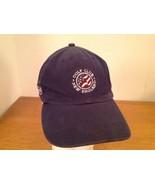New England Golf Club Stratham NH Baseball Hat Cap Navy Blue Adjustable ... - $31.92