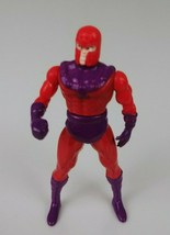 "Toybiz Marvel Diecast Metal Action Figure Magneto 2.5-3"" 1990s - $4.00"