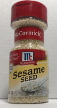 New McCormick Sesame Seed 2 oz Exp 1/21 Non GMO - $6.93