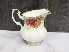 "Royal Albert England Old Country Roses Large Creamer 4.5"" - $19.80"