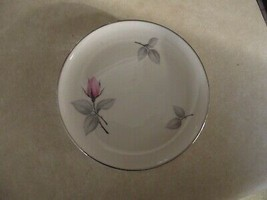 Syracuse Bridal Rose bread plate 12 available - $3.71