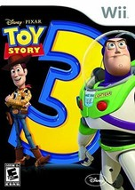 Toy Story 3 - Nintendo Wii - $12.88