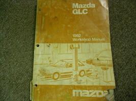 1982 Mazda Glc Service Repair Shop Manual Factory Dealership Oem Book 82 - $7.42