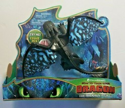"""How to Train Your Dragon 3  The Hidden World """"Toothless"""" Spin Master - New - $24.99"""