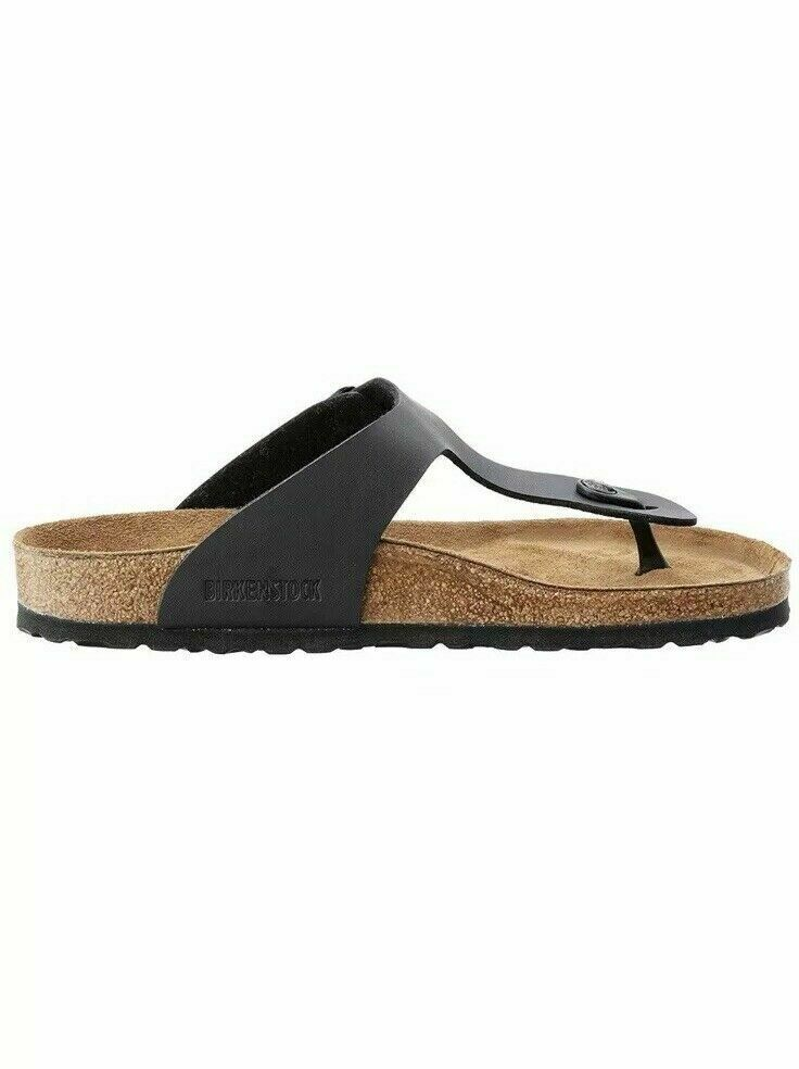 Birkenstock Gizeh BS Black Thong Sandal Women's SZ 10 (NO BOX)