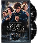 Fantastic Beasts and Where to Find Them (2017, DVD) - $11.95