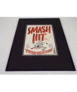 ORIGINAL Vintage 1943 WWII US Third War Loan Framed 16x20 Advertising Di... - $280.14