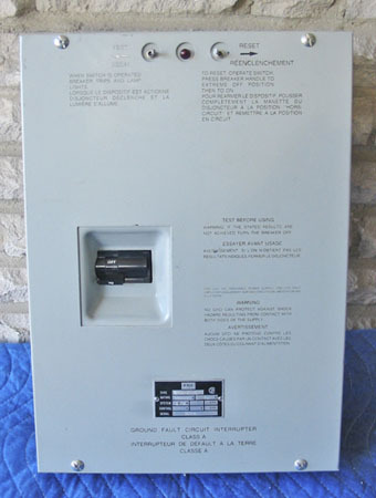 Fpe 70a 240v gfci panel a