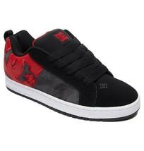 Mens DC Court Graffik SE Skateboarding Shoes NIB Black Red Red        (x... - $69.99