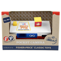 Fisher-Price Classic Toys Pocket Camera - $42.02