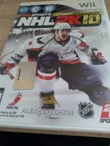 Nintendo Wii NHL 2K10 image 1