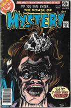 House of Mystery Comic Book #262 DC Comics 1978 VERY GOOD - $4.50