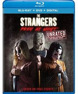 The Strangers: Prey at Night [Blu-ray + DVD + Digital] - $11.95