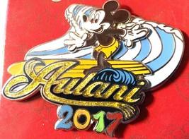 Mickey Mouse Surfing Pin Disney Resort & Spa Aulani Ko Olina Hawaii  201... - $20.10