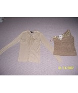 New lot of 2 women tops, size PS - $12.00