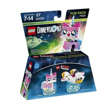 LEGO Dimensions LEGO Movie Unikitty Fun Pack (71231) New Cloud Cuckoo Car - $11.70
