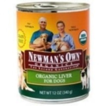 Newman's Own Beef Dog Food Can (12x12 Oz) - $108.30