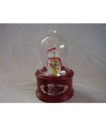 Mr Christmas Deluxe Dome Lighted Musical Snowma... - $38.00