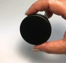 Cosmetic Jars Black Empty Makeup Containers Matte Black Lid 20 Gram Ml (... - $67.95