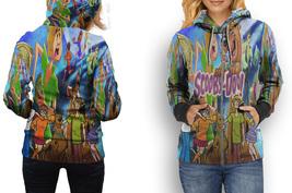 HOODIE WOMEN ZIPPER Scooby Doo - $49.99+