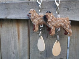 Brussels Griffon Rough dog crate tag or hang anywhere, handmade, color o... - $17.00
