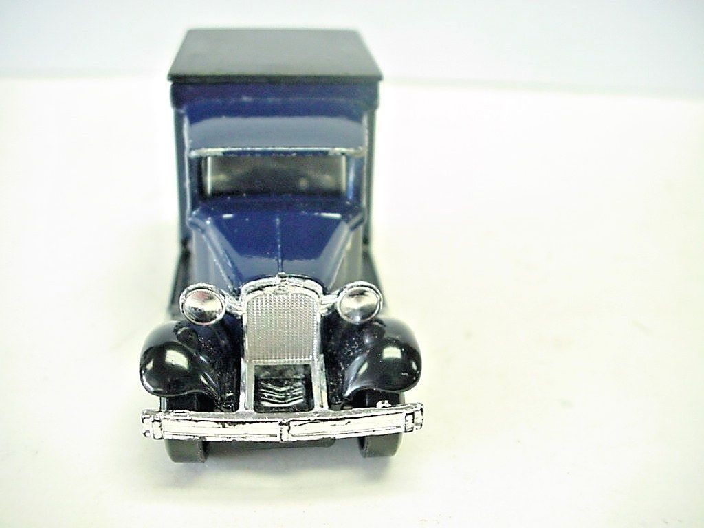 Matchbox Kellogg's Rice Krispies Die-cast Model A Ford Delivery Truck