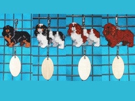 English Toy Spaniel dog crate tag or hang it anywhere, handmade, color o... - $17.00