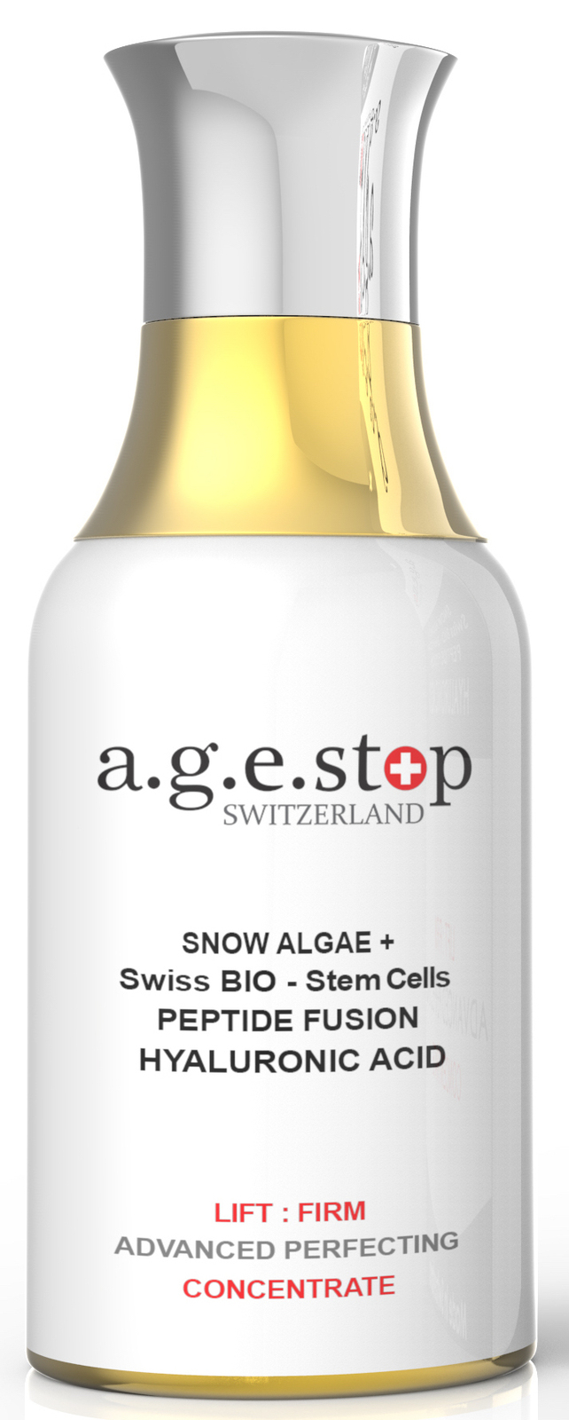 SWISS BIO STEM CELLS PERFECTION CONCENTRATE 60ML from Age Stop Switzerland - $85.00