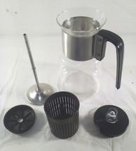 Retro CORY DGPL-4  8 Cup Stove Top Glass Percolator Coffee Pot  - $26.99